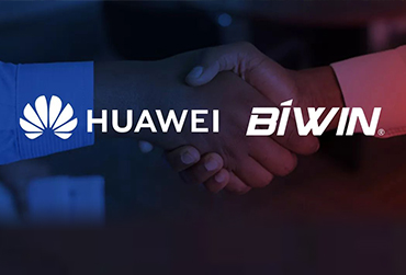 BIWIN Storage Technology Authorized By Huawei for NM Cards